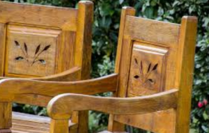 wooden item chair care tips